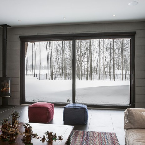OVERSIZED ALUMINUM WINDOWS & DOORS
